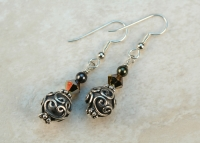 Bali Sterling Silver Earrings